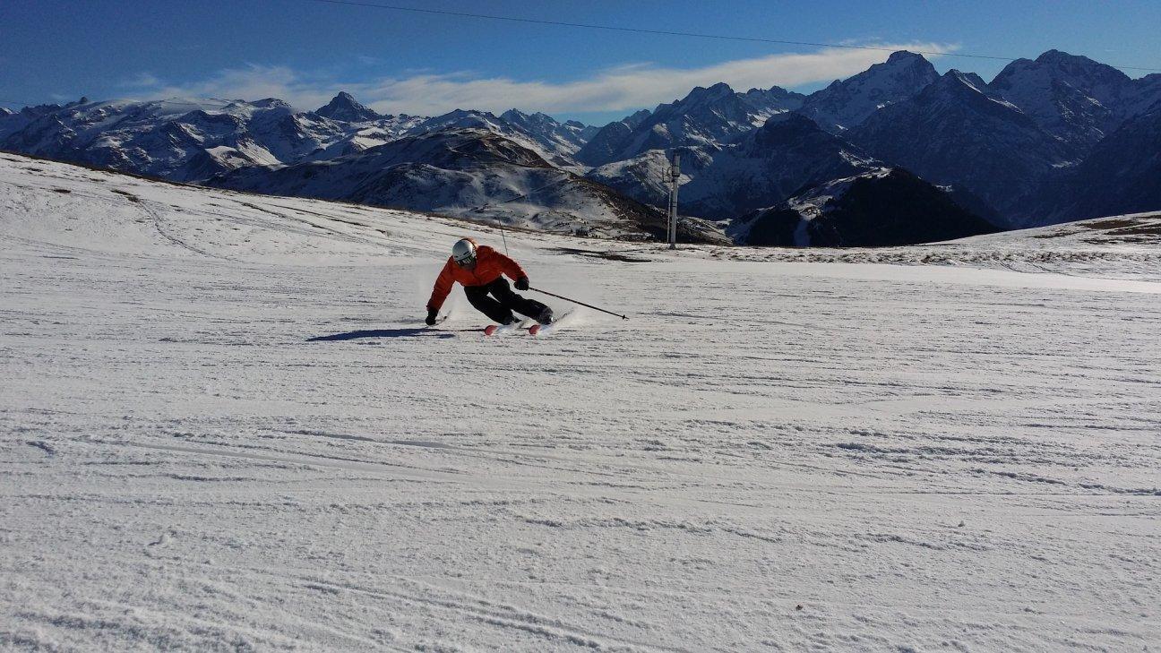 Отдыха на горнолыжном курорте