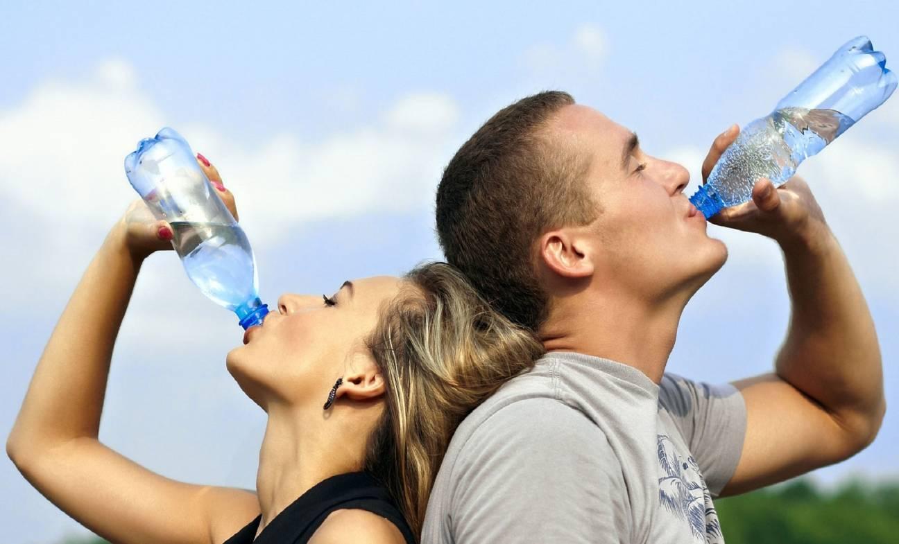 Питьевая вода в походе