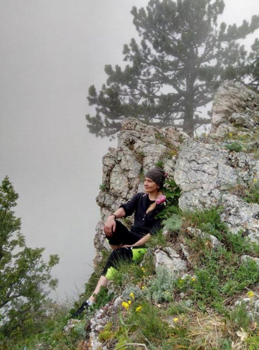 Отдых в скалах на горах