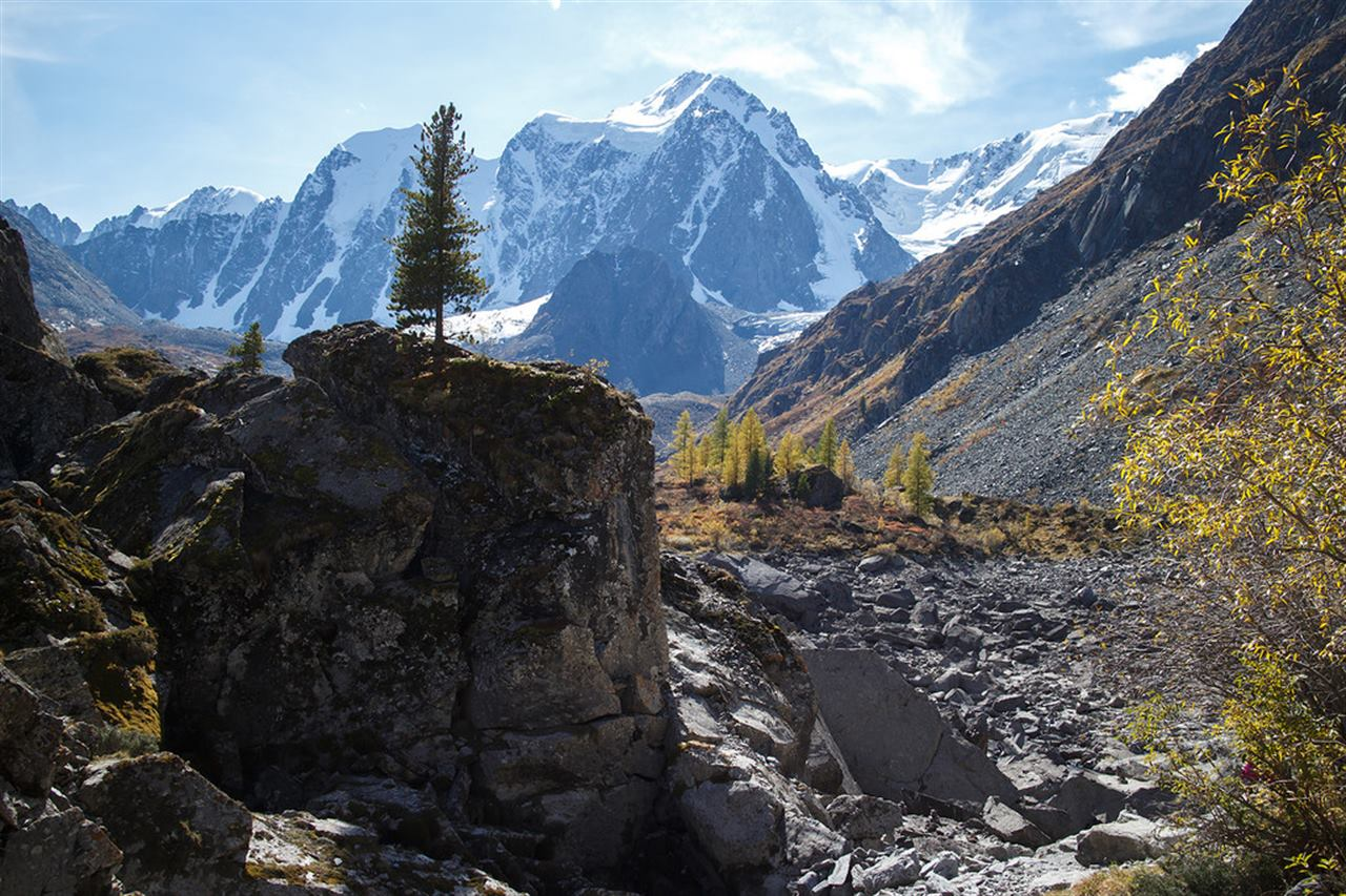 Алтайские долины