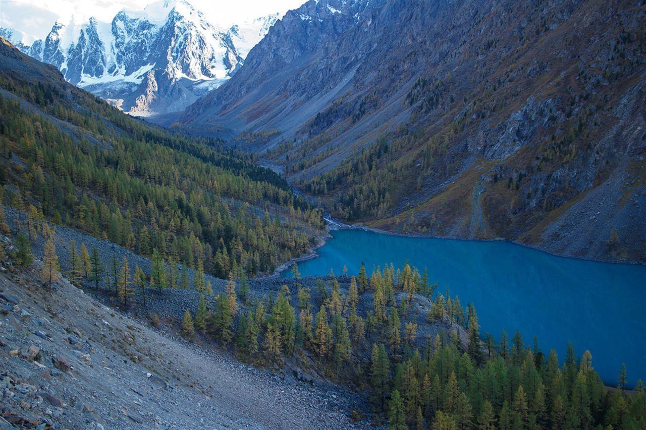 Невероятный горный Алтай