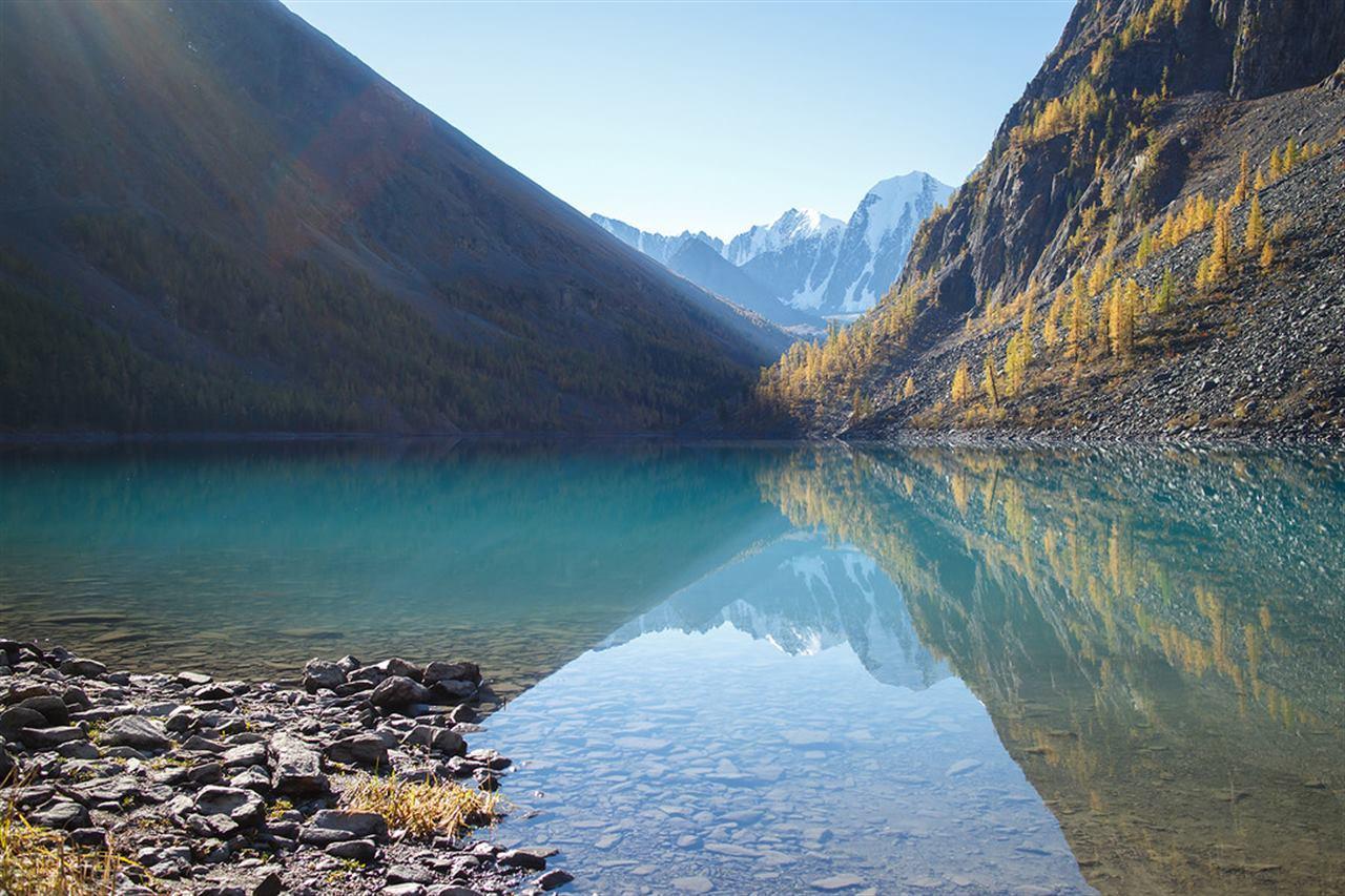 Алтайские великолепные озера