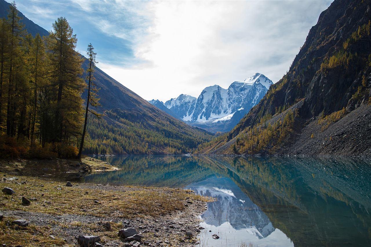 Алтайская природа и озера