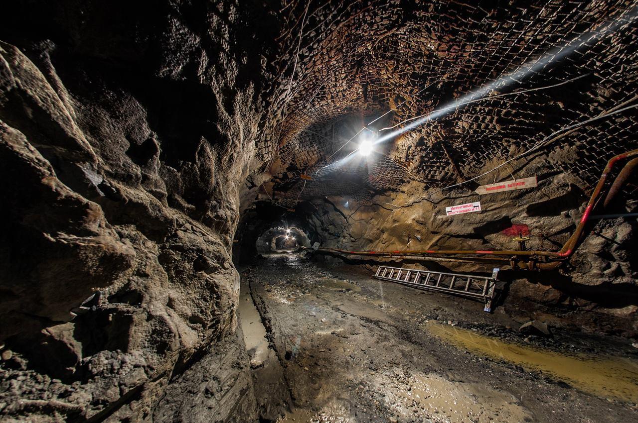 Подземная шахта
