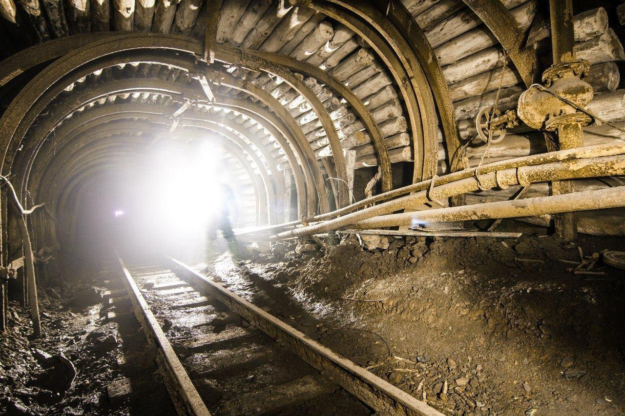 Туннель в шахте