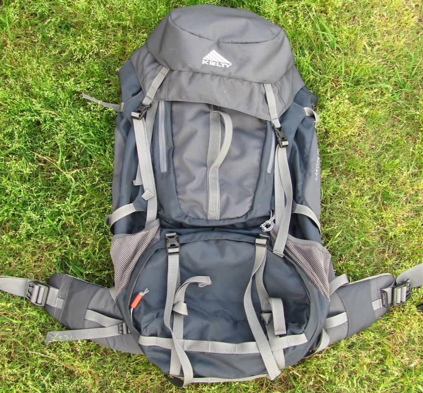 Рюкзак для непродолжительных турпоходов