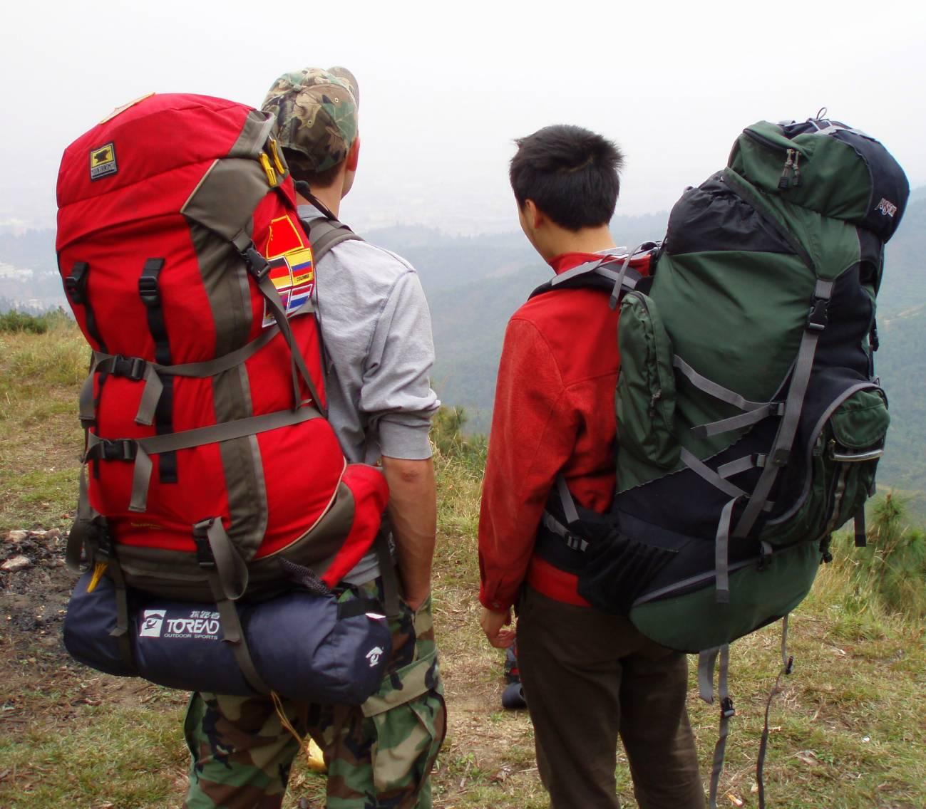 Рюкзаки для продолжительных турпоходов