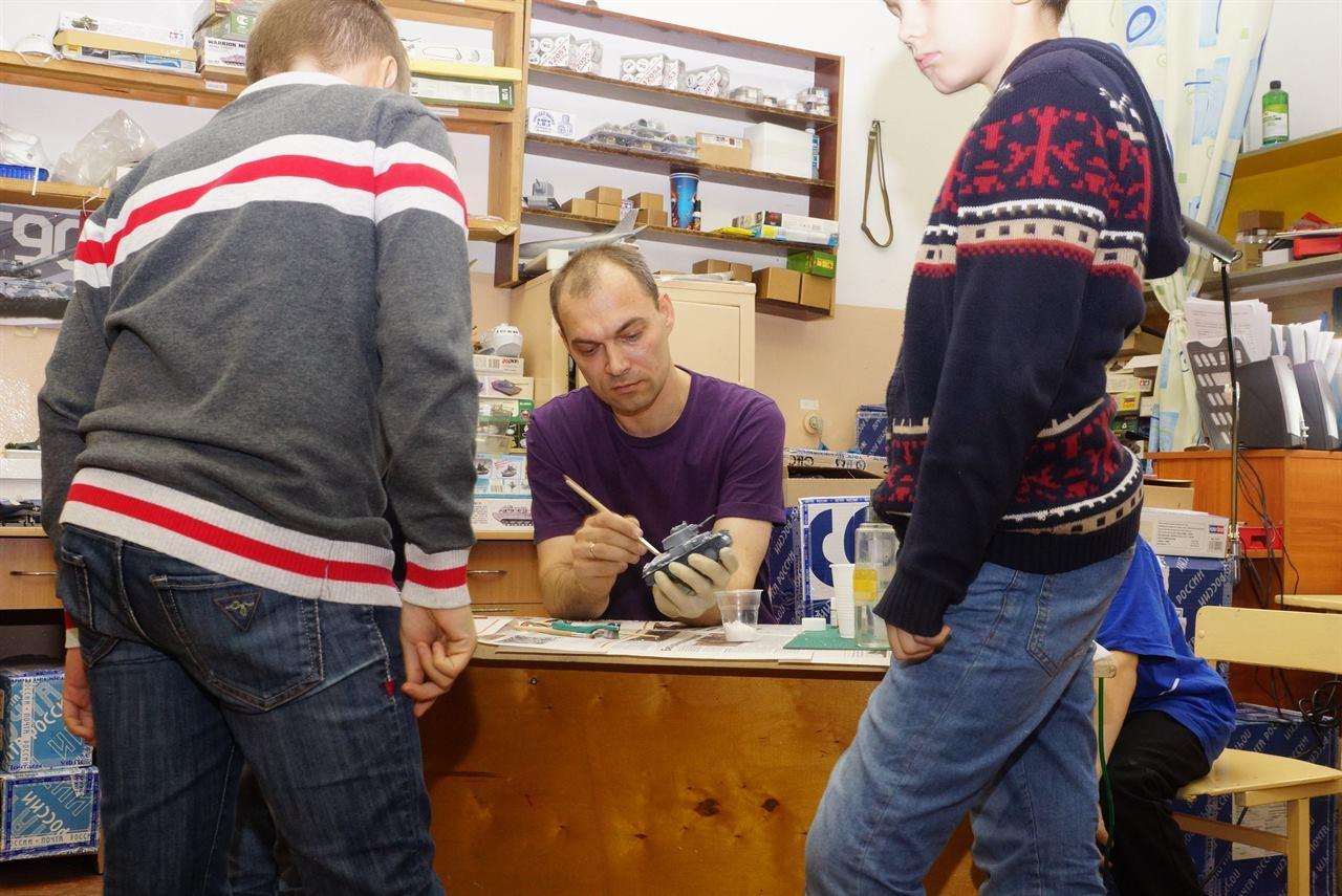 Жизнь и работа в России