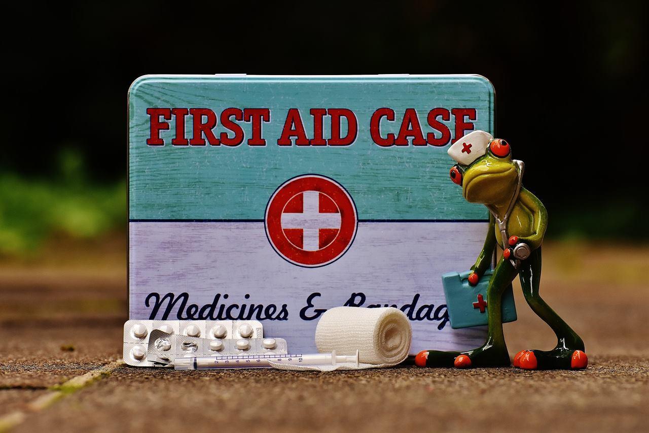 Медицинская аптечка