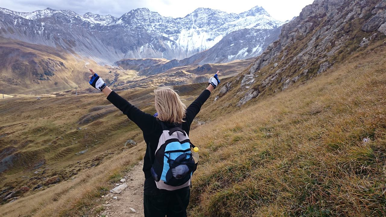 Путешествия в горах