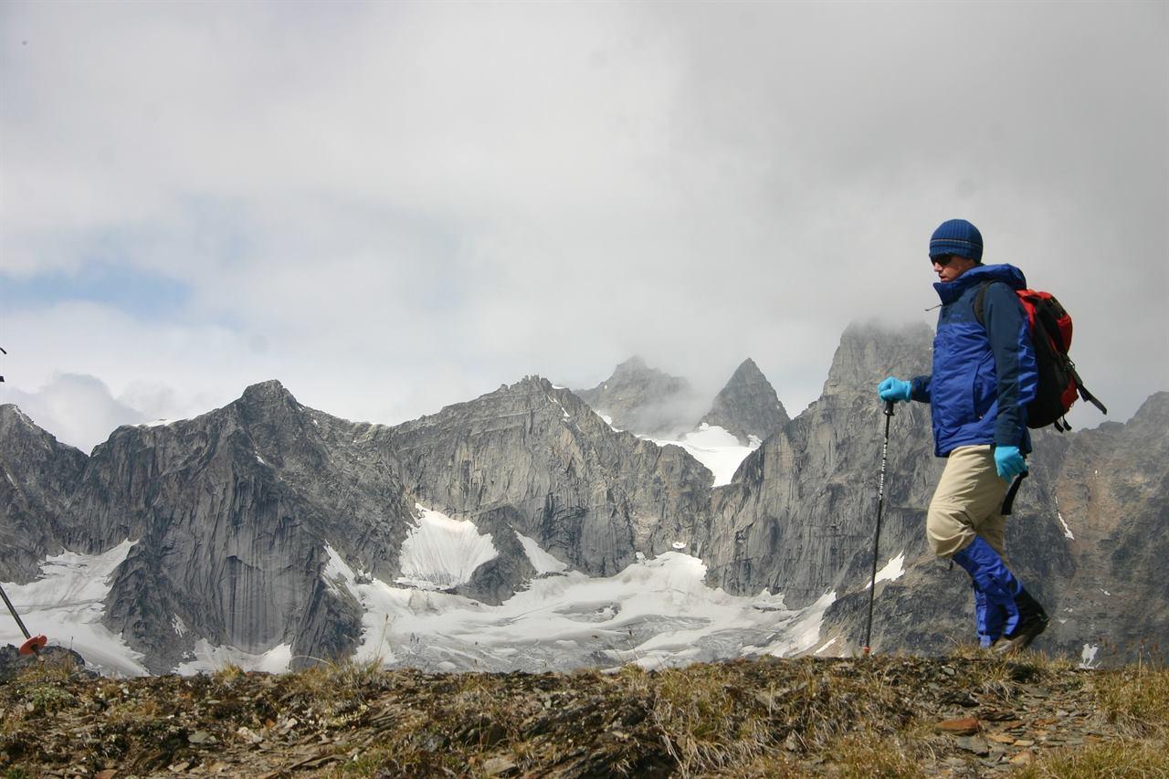 Зимние путешествия в горах