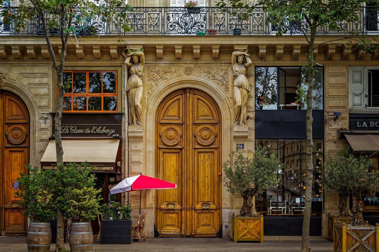 Несколько интересных достопримечательностей Парижа