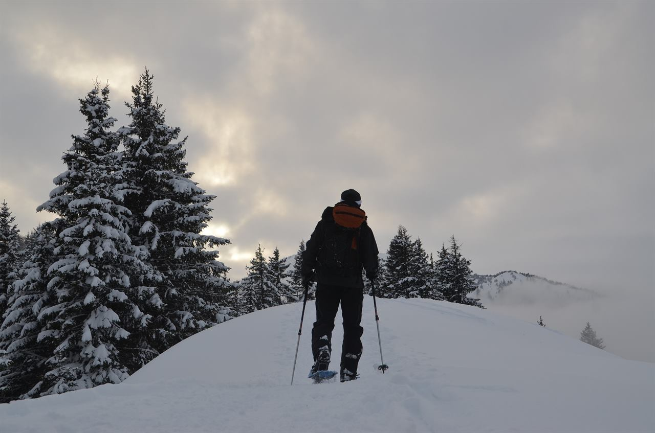 Одиночное зимнее путешествие
