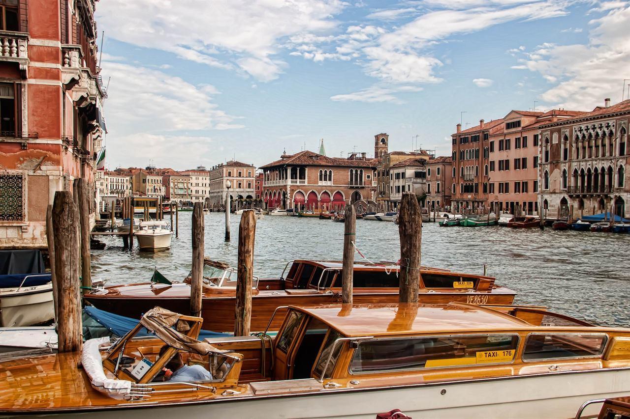 Берег в Венеции