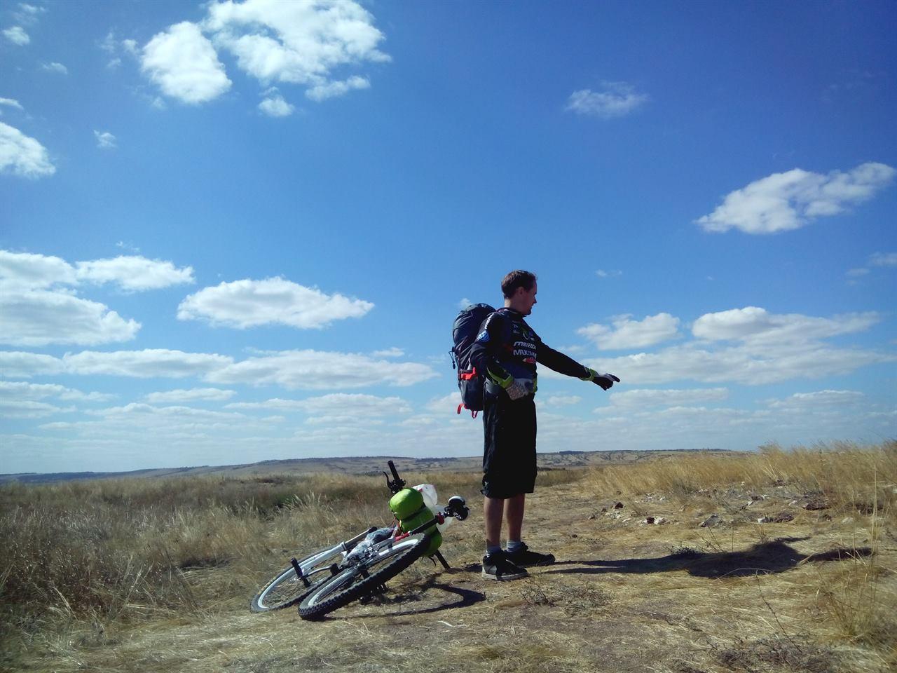 Отдых в велопоходе