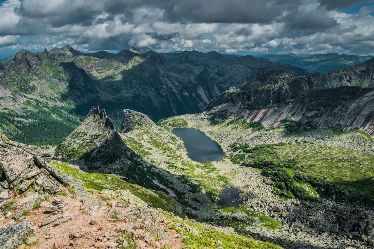 Горные озера Северного Урала