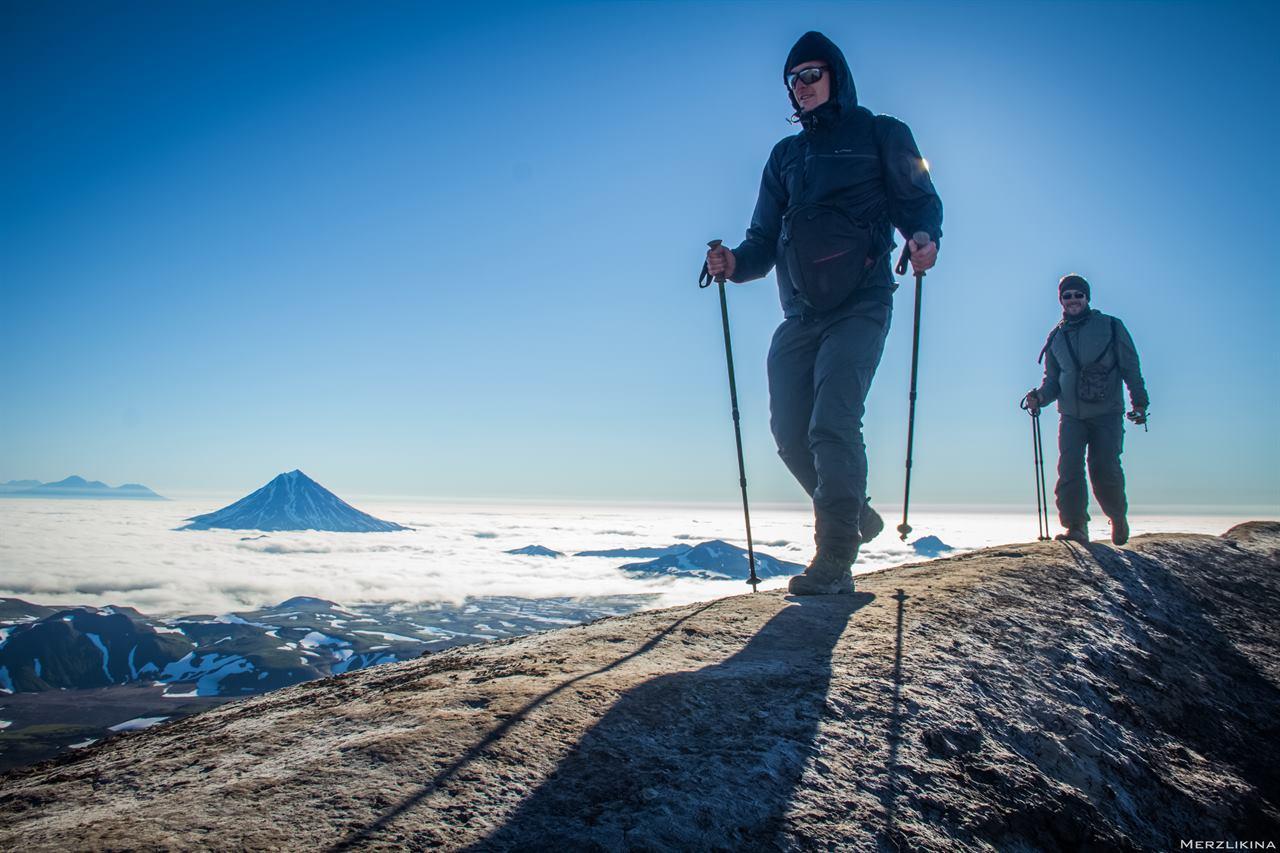 Путешествия с треккинговыми палками по горам