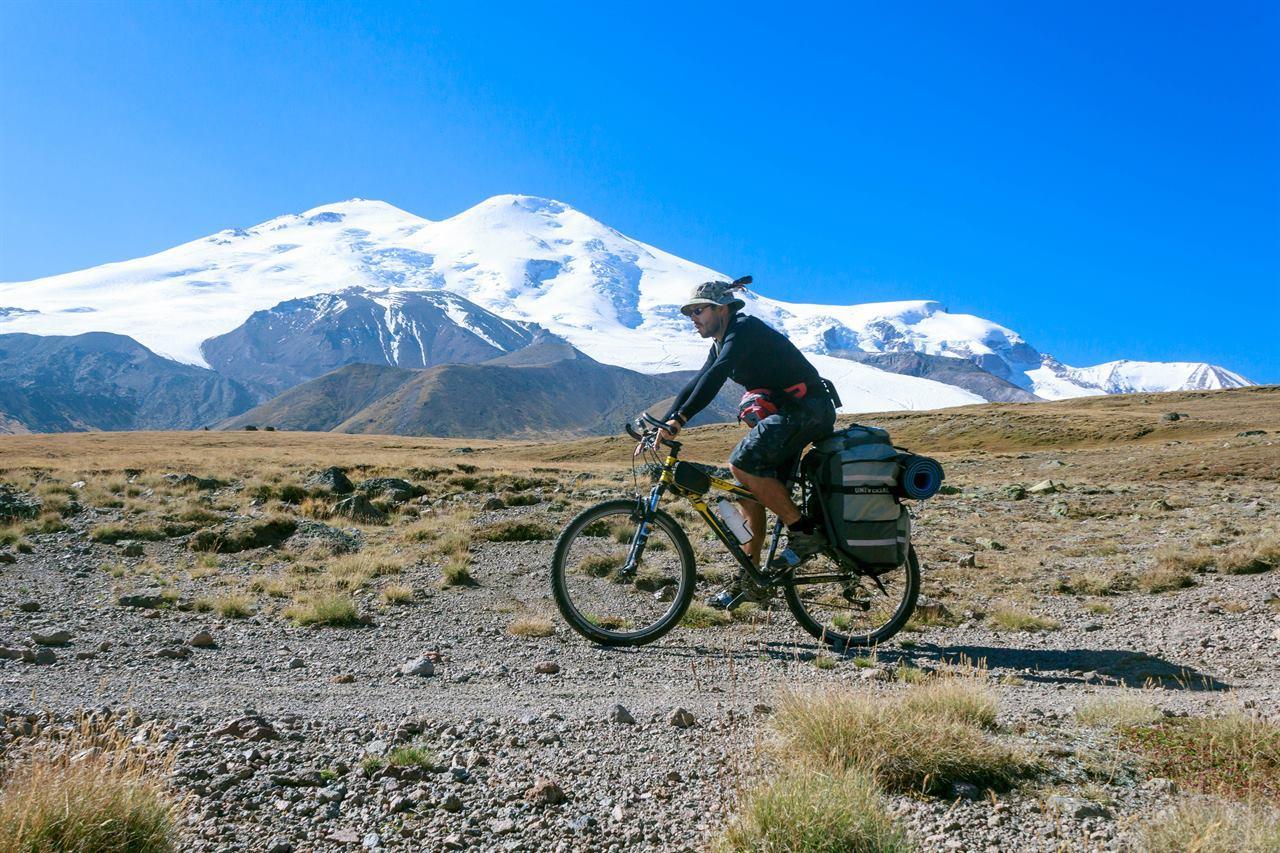 Путешествия - это способ разнообразить жизнь, отдохнуть от цивилизации