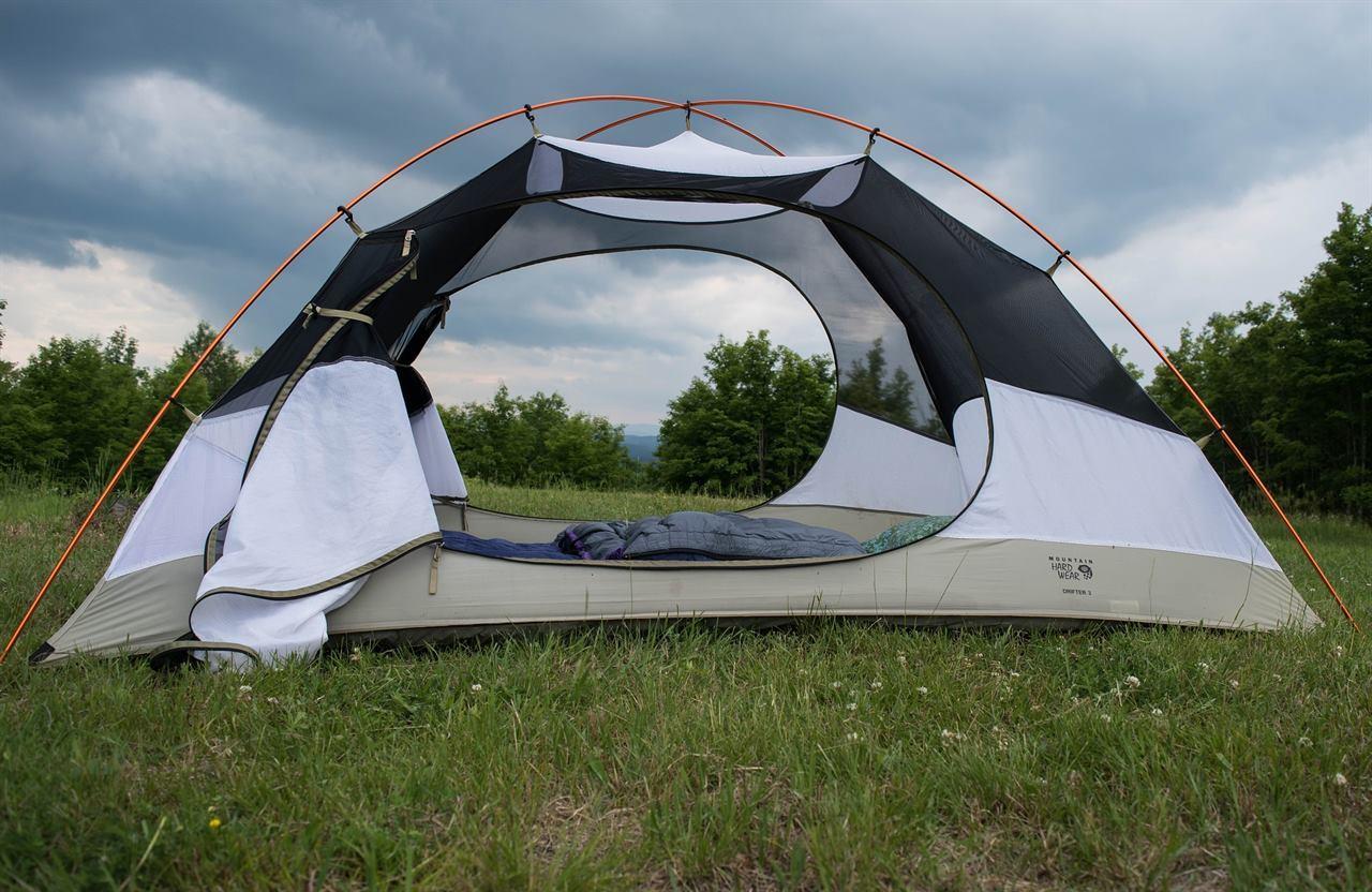 Несколько полезных советов как выбрать туристическую палатку