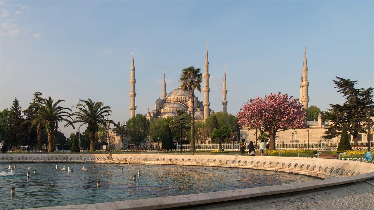 7 мест, которые надо посетить в Стамбуле