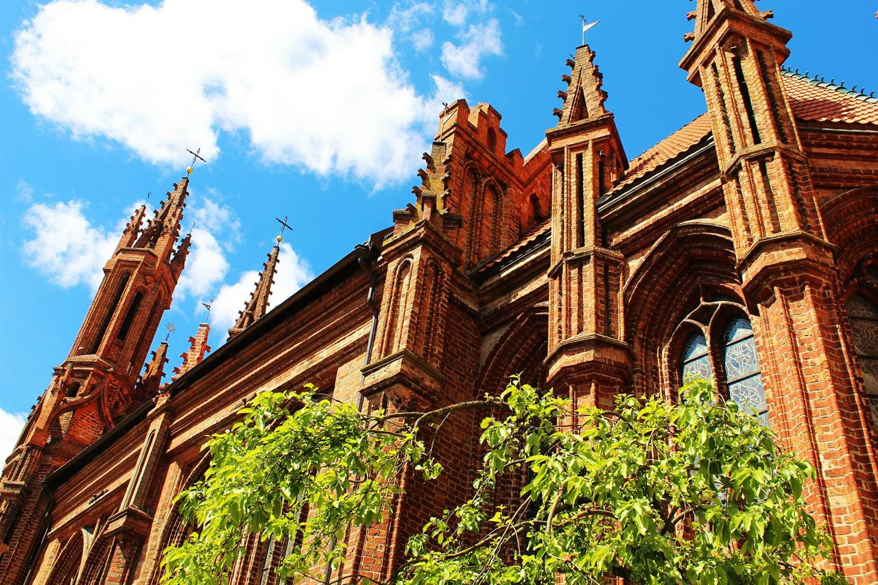 7 замечательных мест, которые надо посетить в Вильнюсе