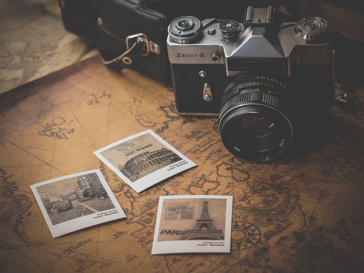Фотоаппарат для путешествий