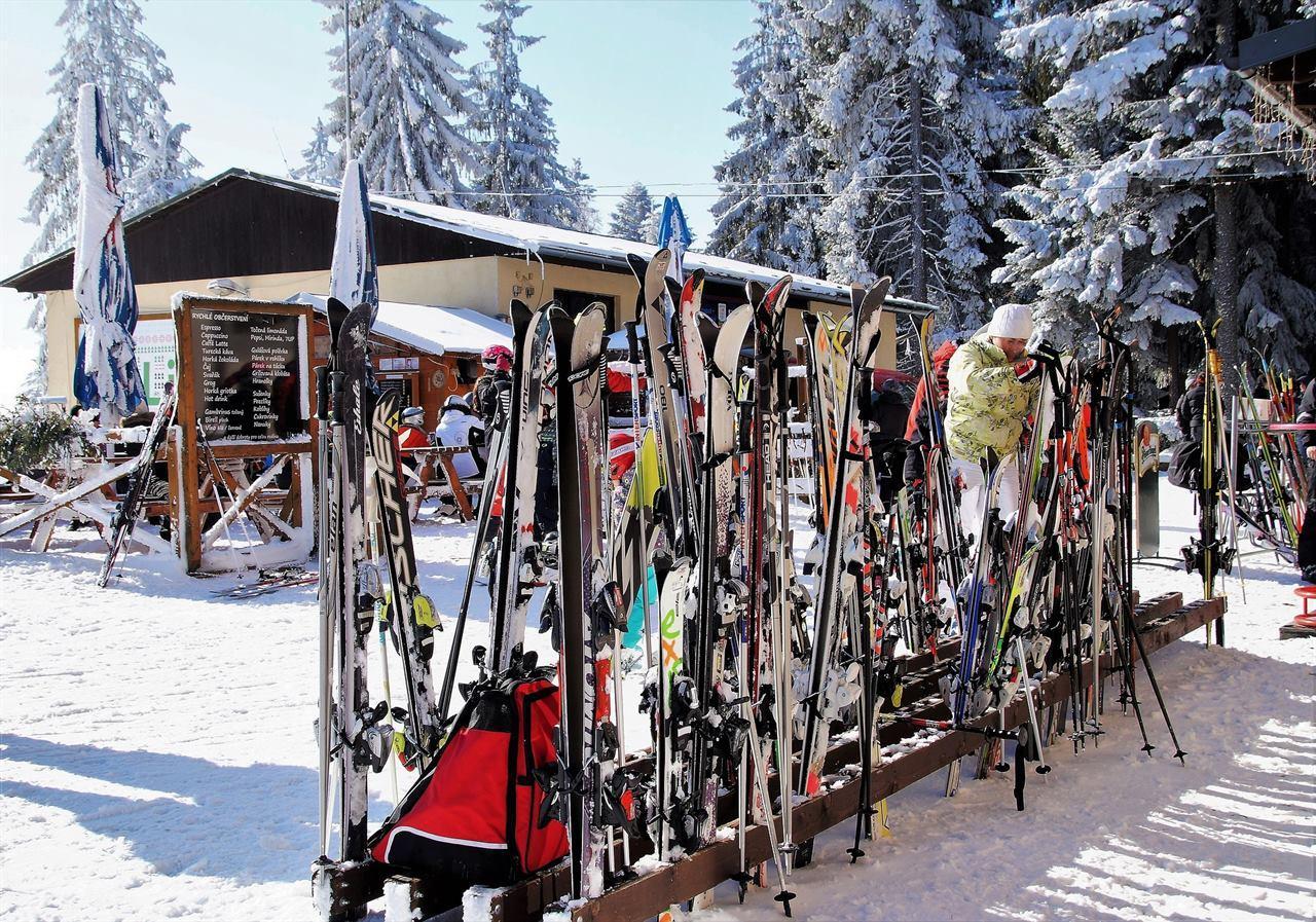 Швейцария горнолыжный курорт