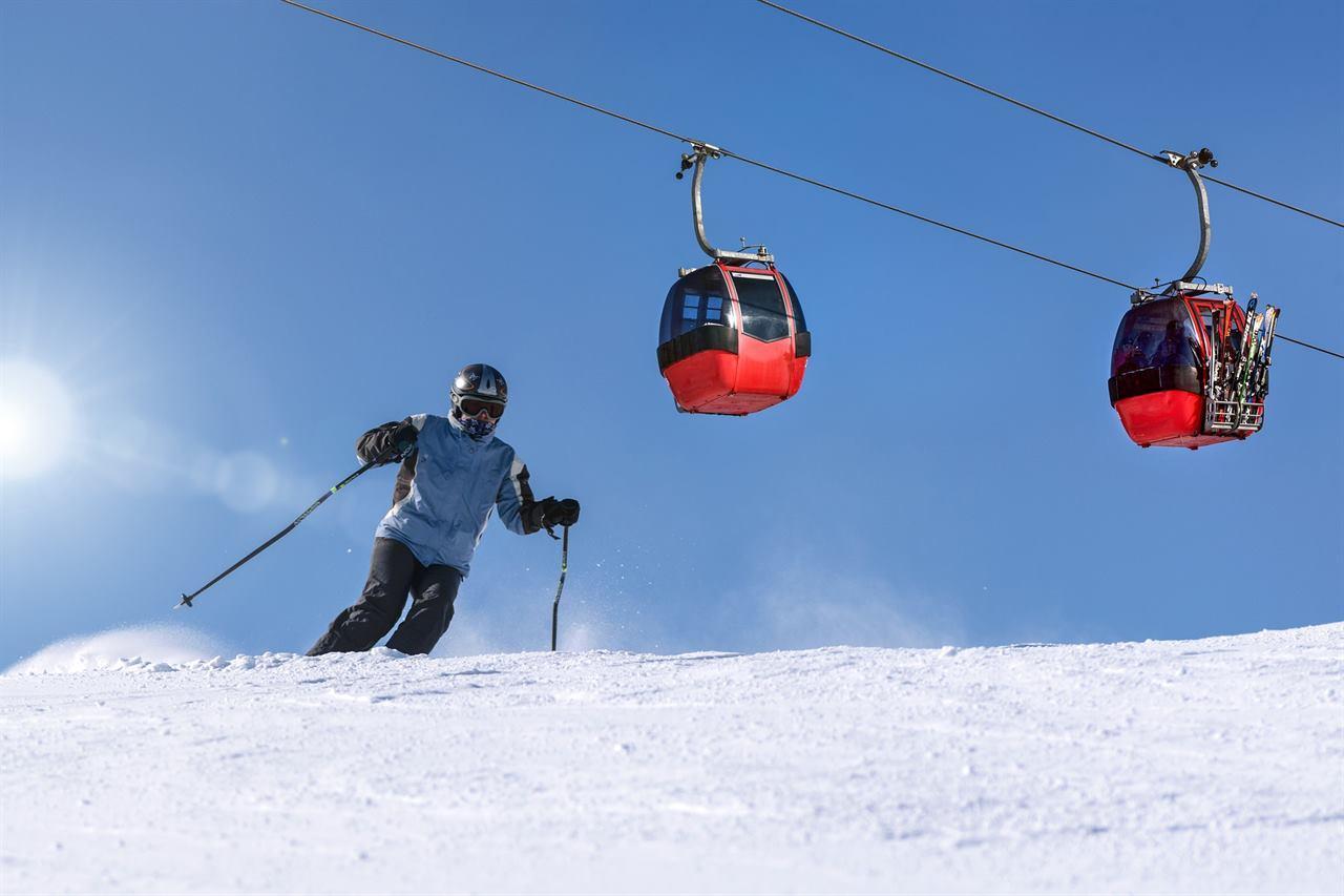 Куда отправиться отдыхать на зимний курорт и где лучше кататься на горных лыжах