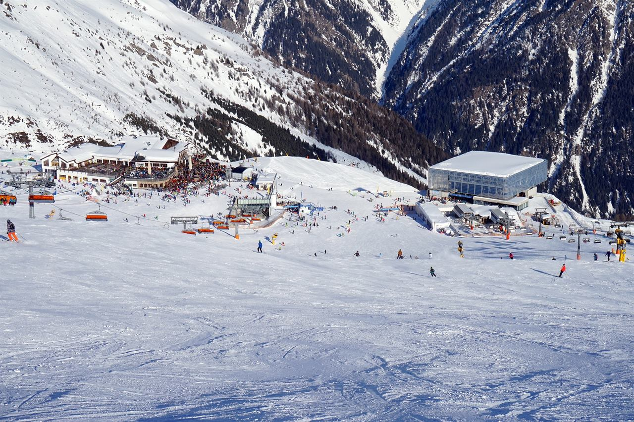 Испания горнолыжный курорт