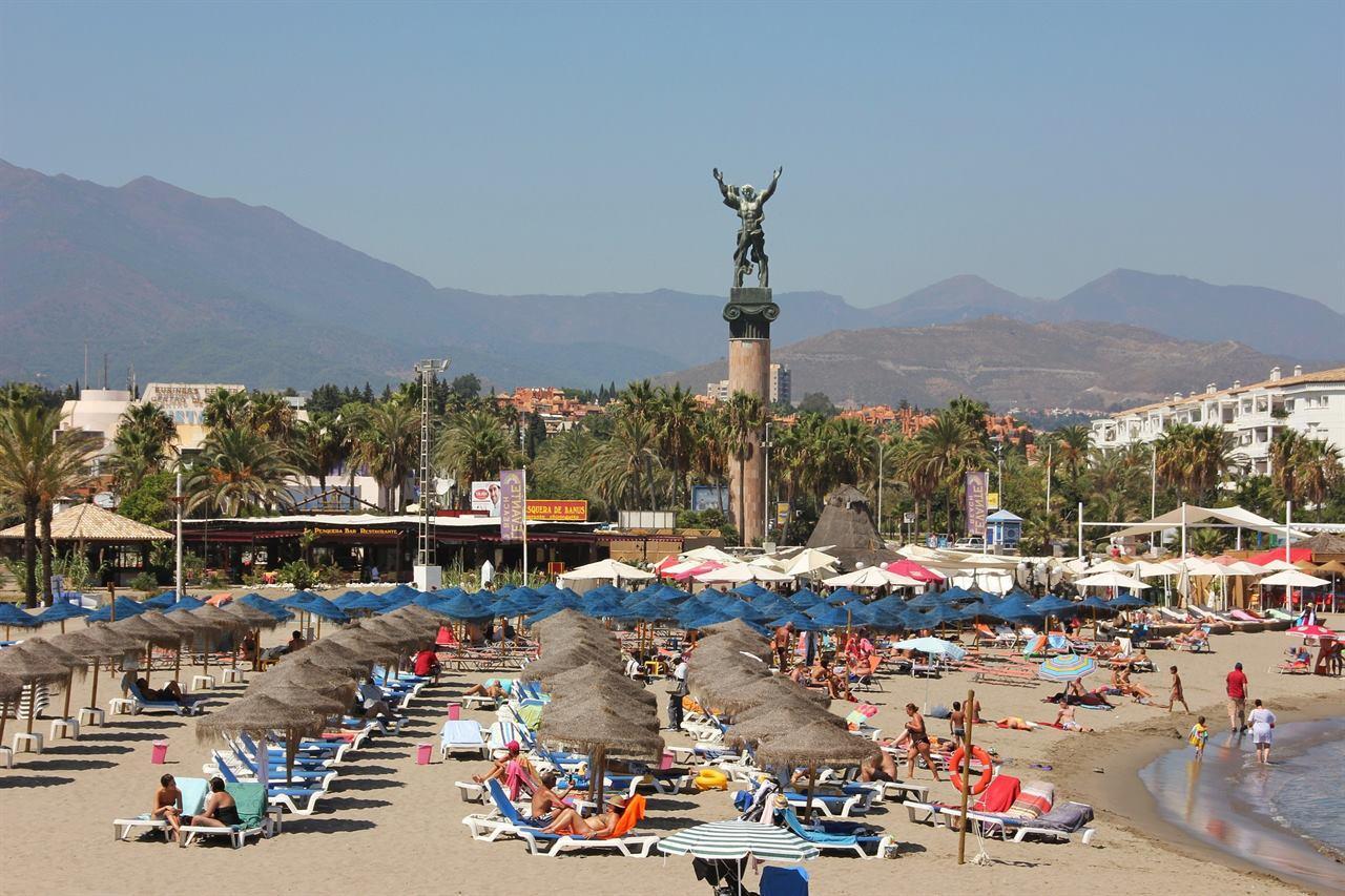 Туристический пляж