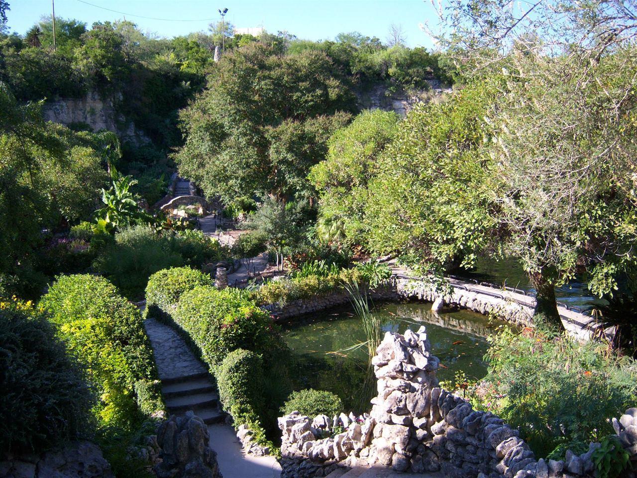 Ботанический сад Святого Антонио
