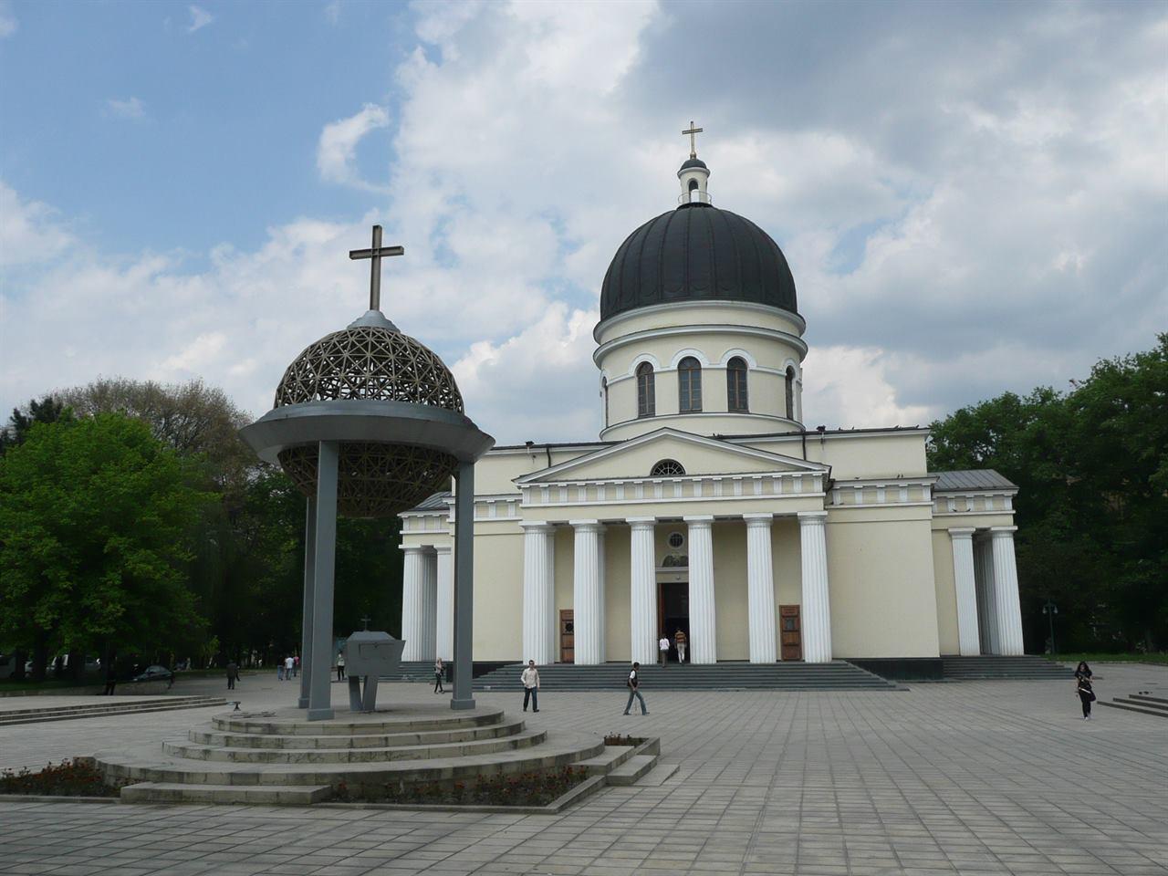 Кафедральный собор Кишинева