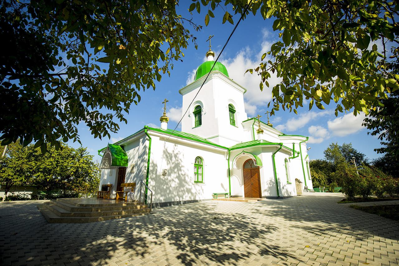 Мазаракиевская церковь Кишинев