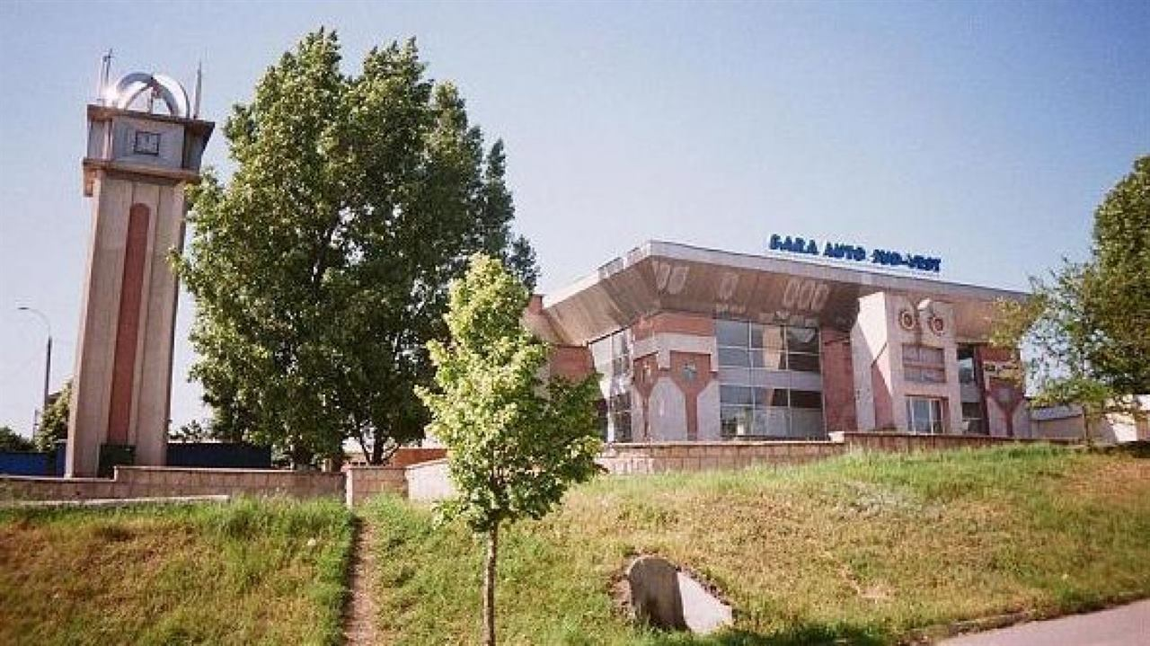 Южный автовокзал Кишинев