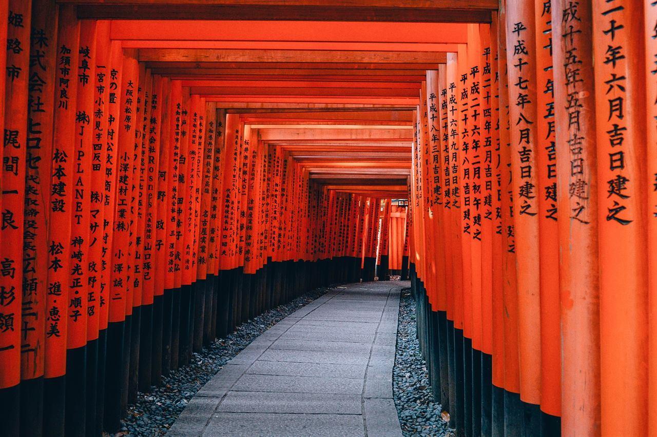 Архитектурные сооружения Японии