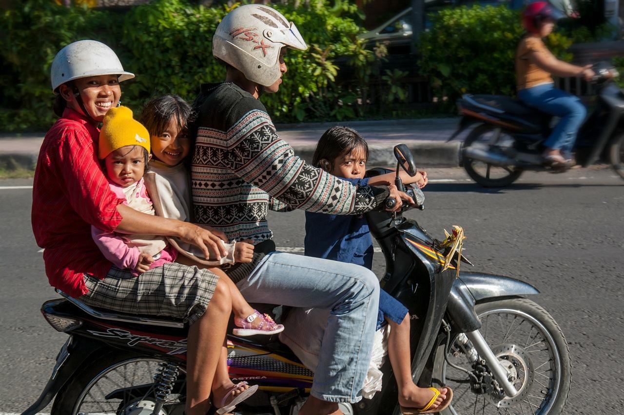 Взять напрокат байк на Бали