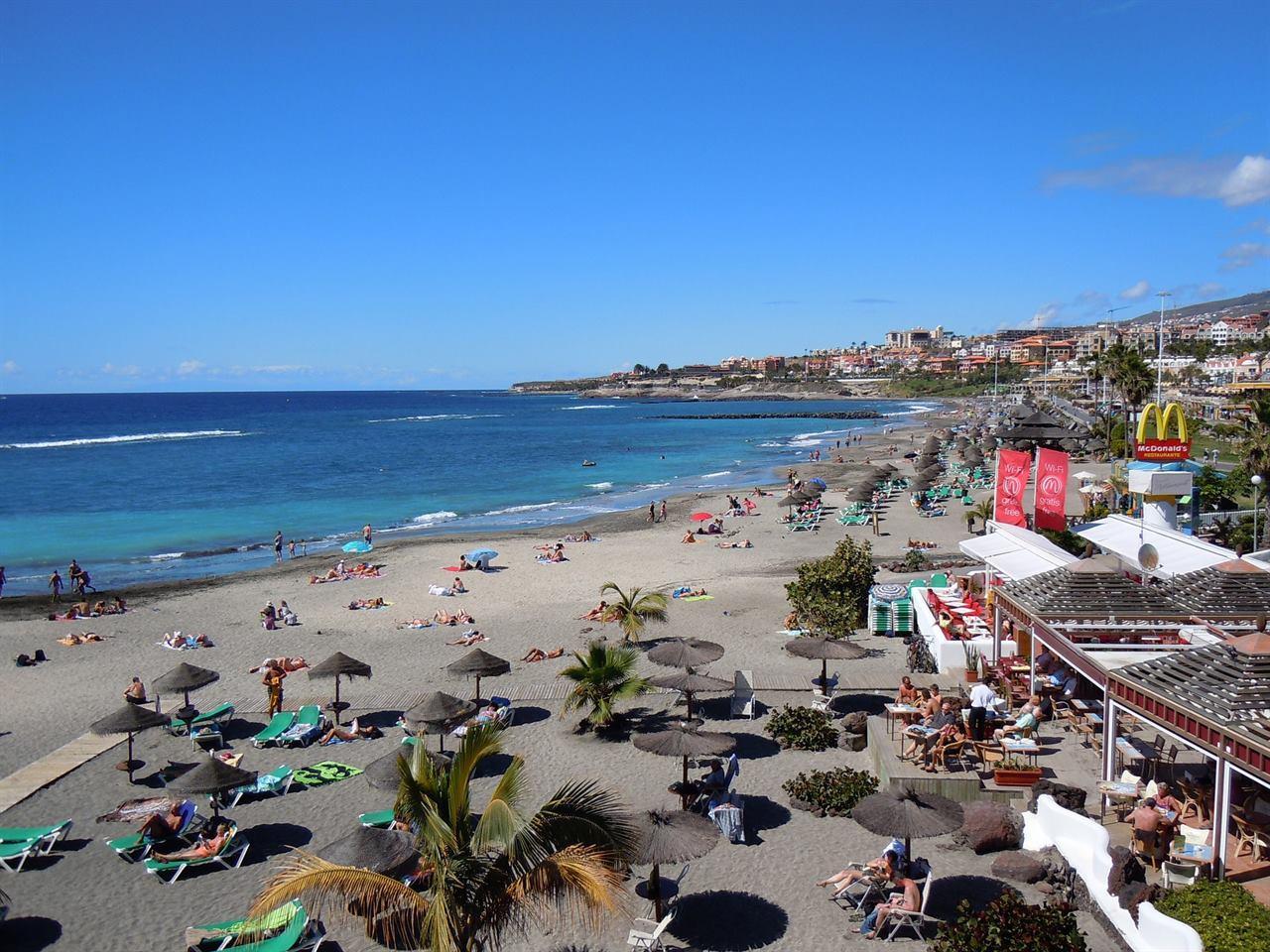 Испанский отдых на курорте