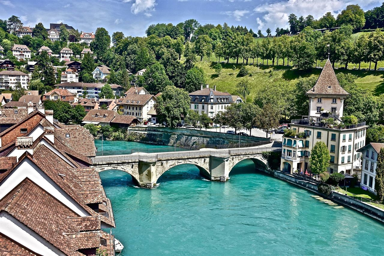 7 мест, которые надо посетить в Берне
