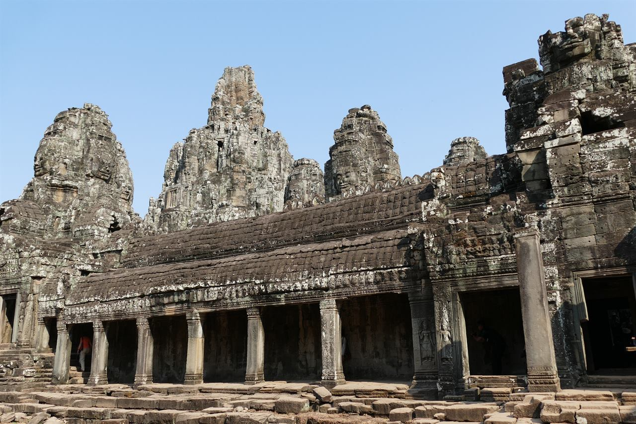 Храмовый комплекс Камбоджа