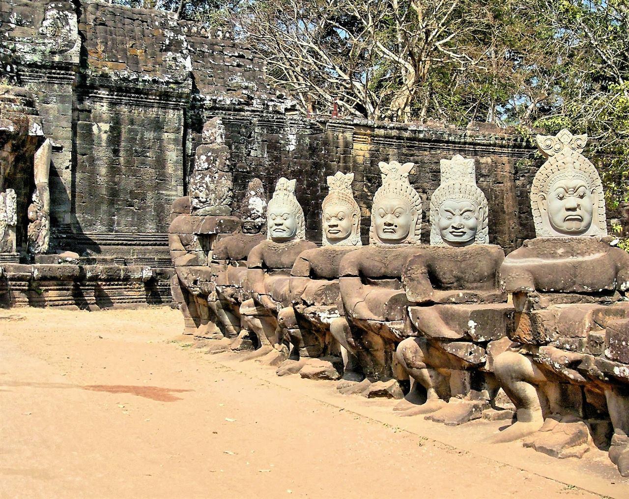 Древняя Камбоджа Храмы