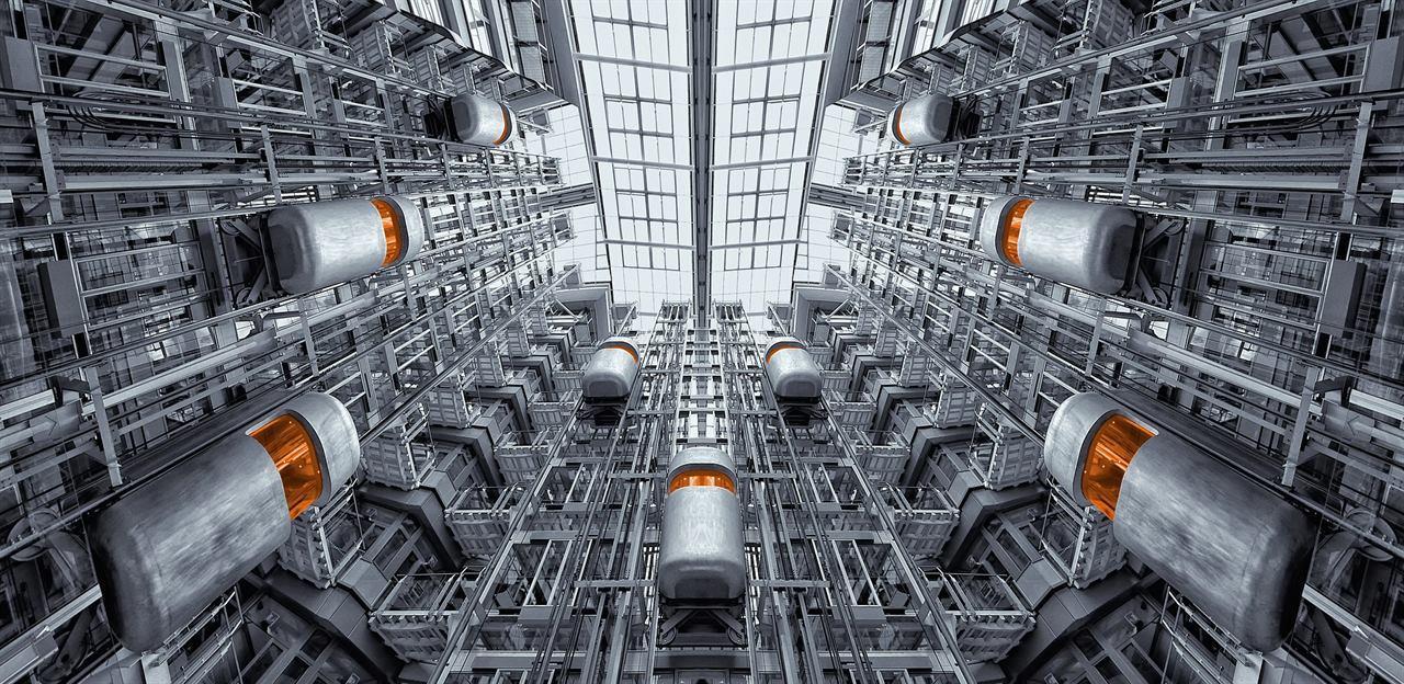 Берлин лифт