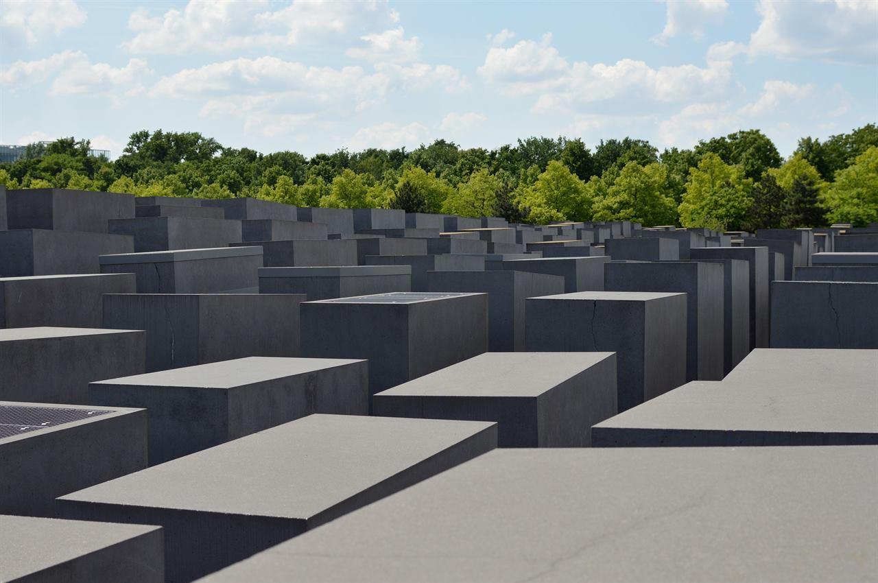 Мемориал памяти евреям