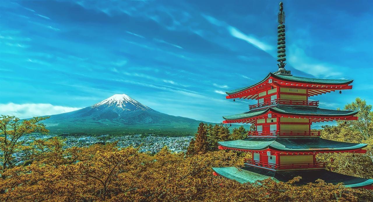 Архитектура и достопримечательности Японии