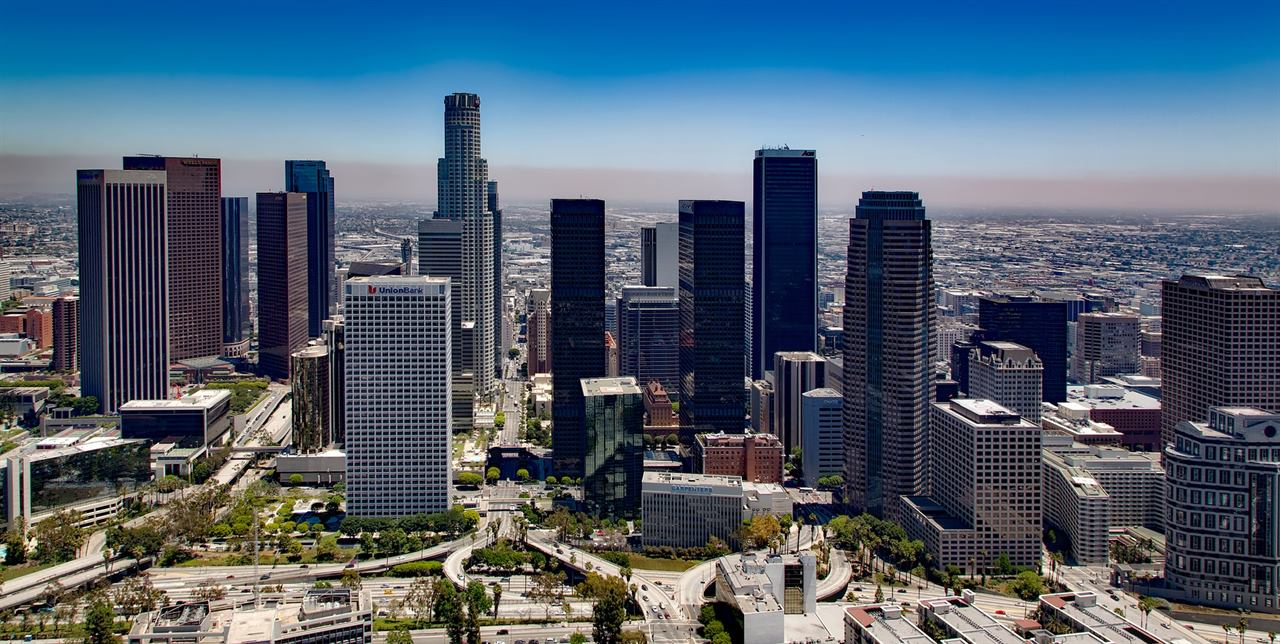 Лос–Анджелес США