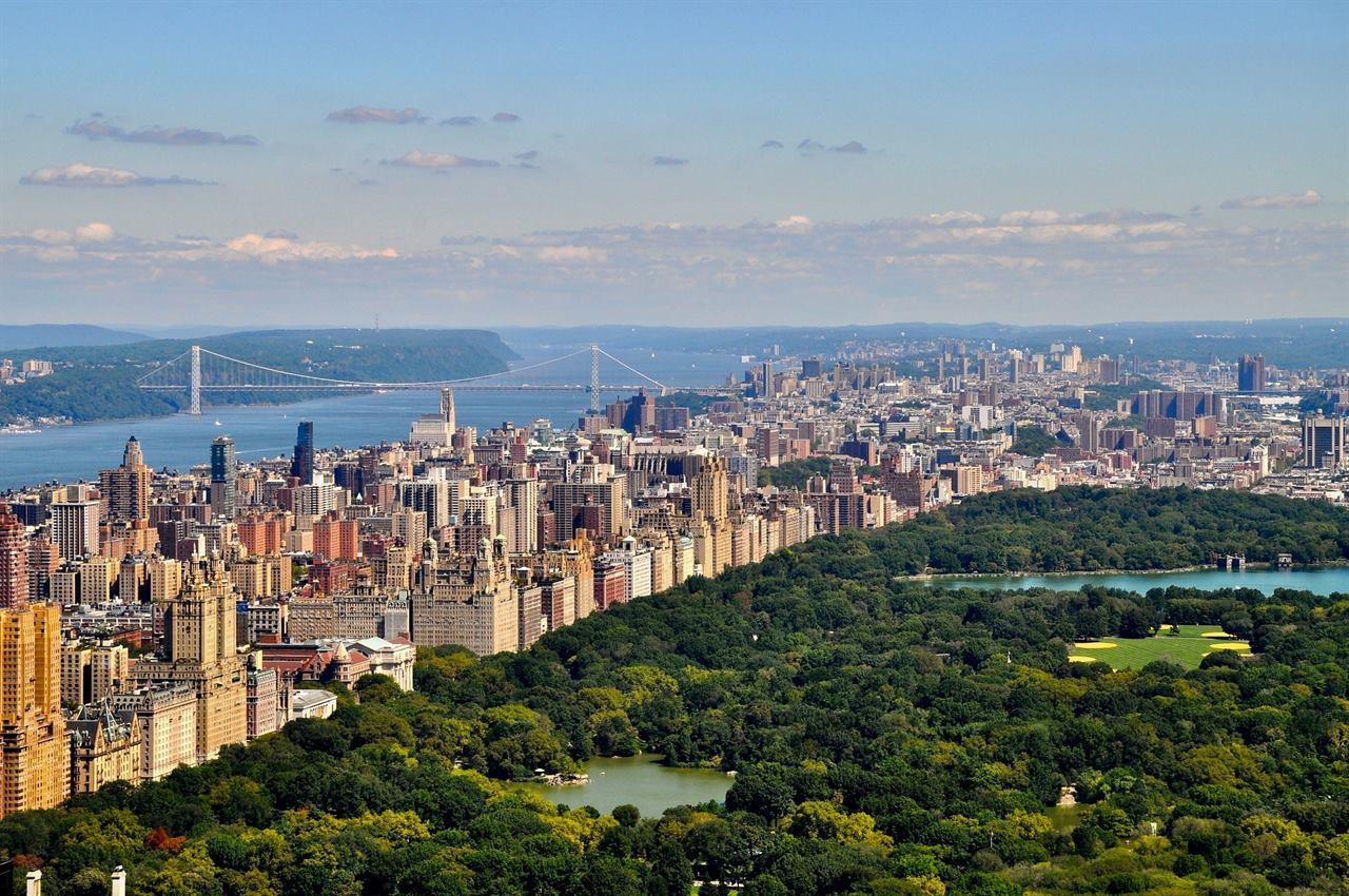 Центральный парк Нью–Йорка