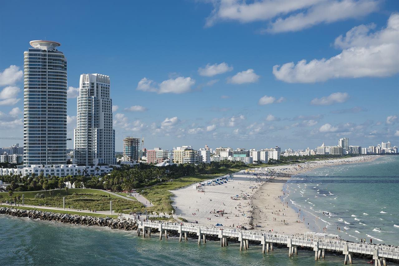 Майами–Бич США