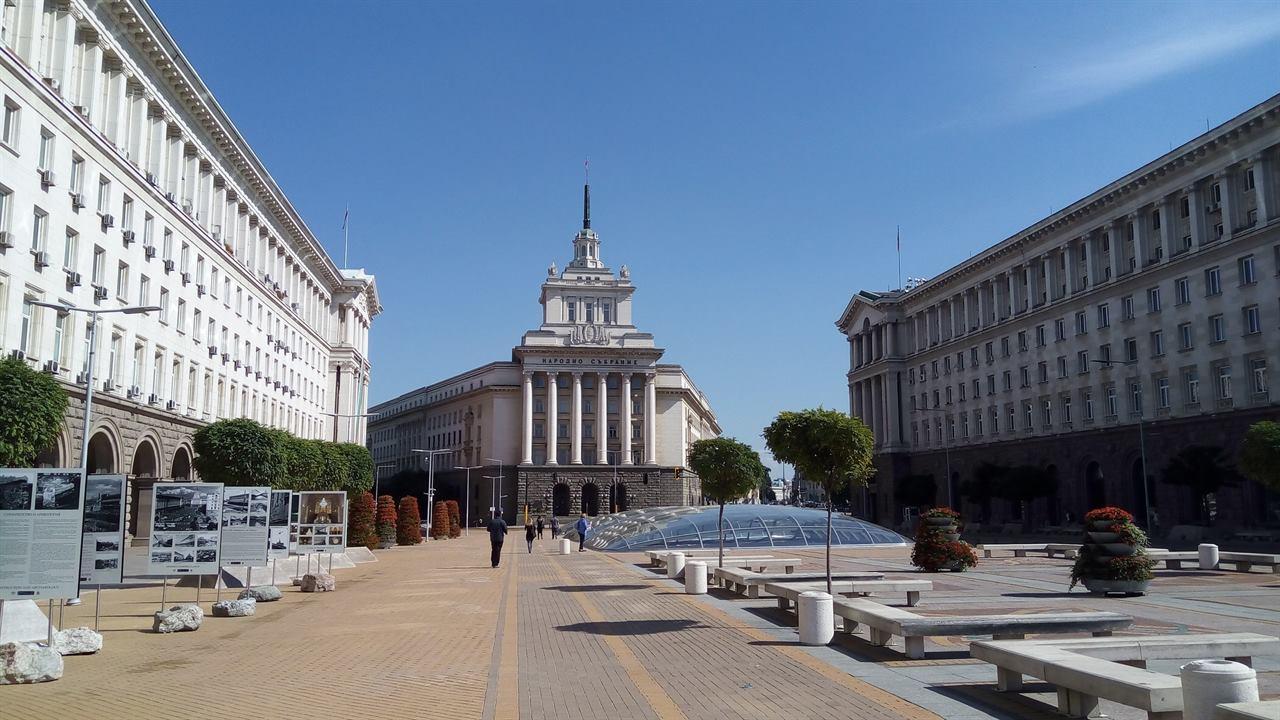 Болгария София Площадь