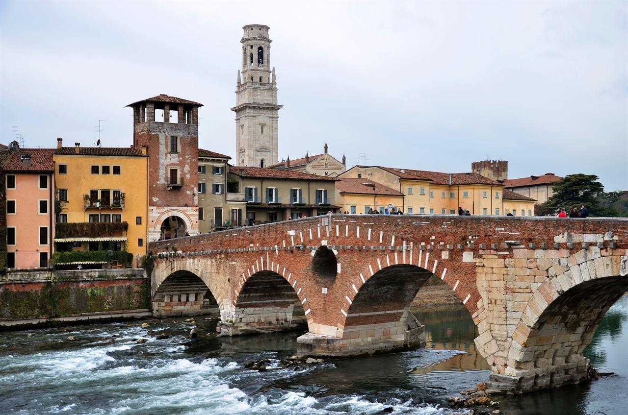Верона мост