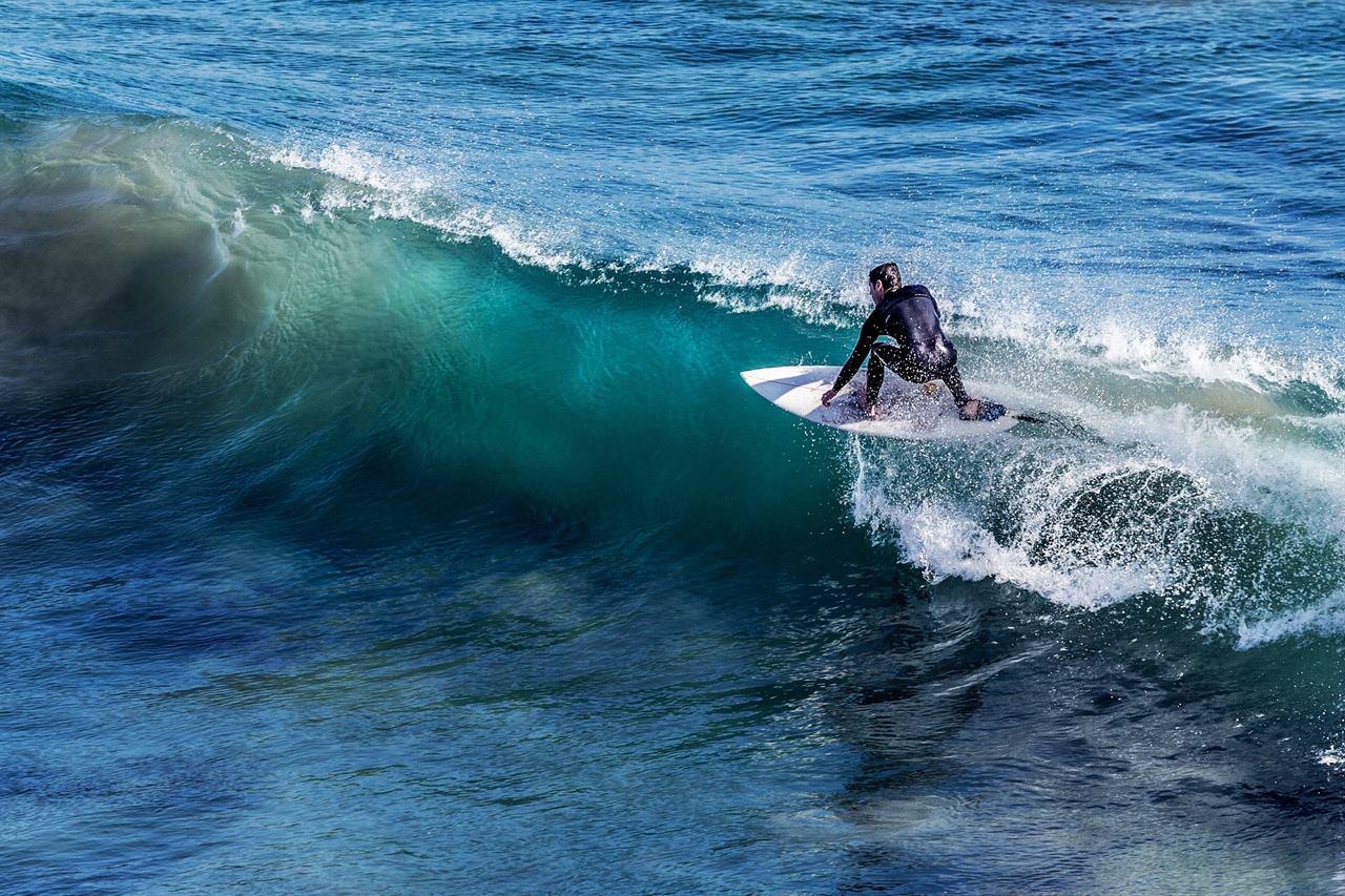Серфинг в Дакаре в Сенегале