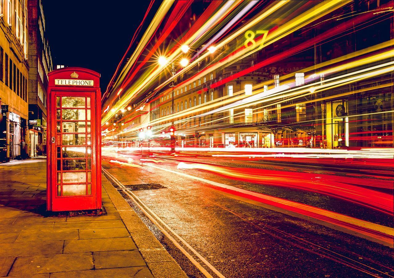 крупнейший город Соединённого Королевства Великобритании - Лондон